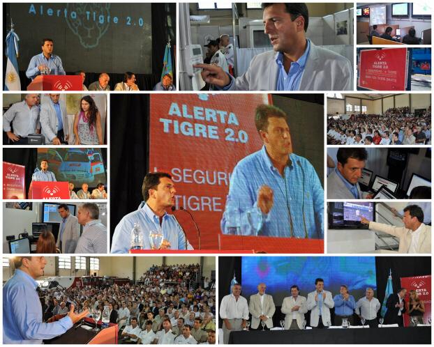 Alerta Tigre 2.0 - Imagenes del Lanzamiento